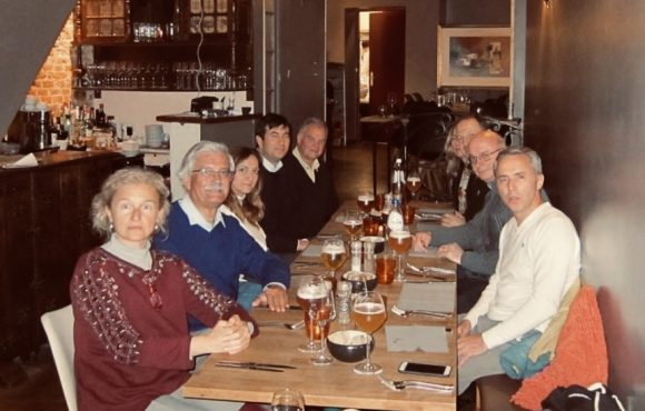 The first AGM meeting in Brussels